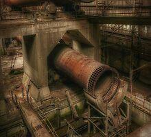 Dust by Michael Baldwin