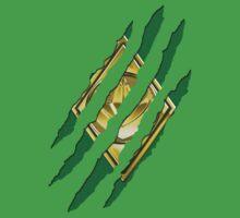 Secret Identity - Green Ranger Kids Clothes