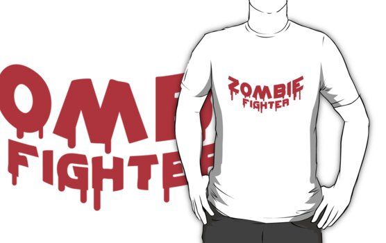 Zombie Fighter by Style-O-Mat