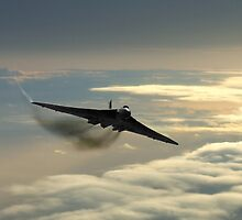 101 Squadron RAF by James Biggadike