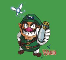 Legend Of Wario- Link Version by Chazie47