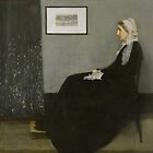 James Abbott Whistler - Whistler's Mother by TilenHrovatic