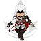 Assassin&#x27;s Creed 2: Ezio Chibi by SushiKitteh&#x27;s Creations