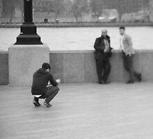 free lensing by GrAPE