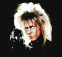 David Bowie as Jareth in Labyrinth (1986) Colortone by portiswood
