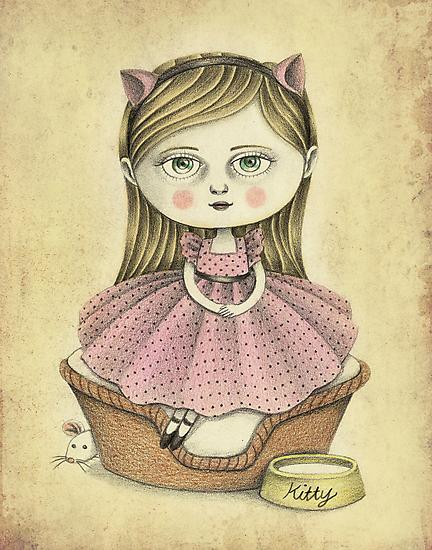 Sitting Pretty by Amalia K
