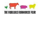 The Fabulous Farmhouse Four by EddieMalone
