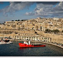 Valletta, Malta by Jorge's Photography