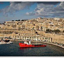 Valletta, Malta by Jorge's Photography