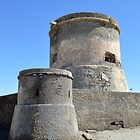 Fort at Cabo de Gata by SpainBuddy
