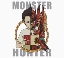 Monster Hunter Life by ashmish