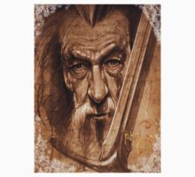 The Hobbit Gandalf by Vanita93