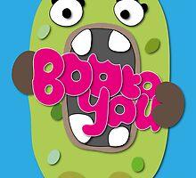 Boo to you by daveylikespie