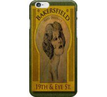 Bakersfield Arts District iPhone Case/Skin