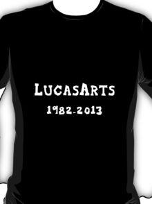 LucasArts: 1982-2013 T-Shirt