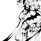 Batman by Monochrome-Bib
