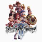 Kingdom Hearts II  by KyouuSunshiine
