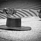 Pigeon Hat Drinking Bowl? by Orbmiser
