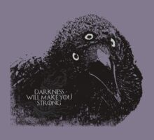 Three-eyed Raven ( Bran Stark ) 2 by lab80