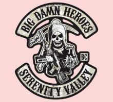 Big Damn Heroes v2 Kids Clothes