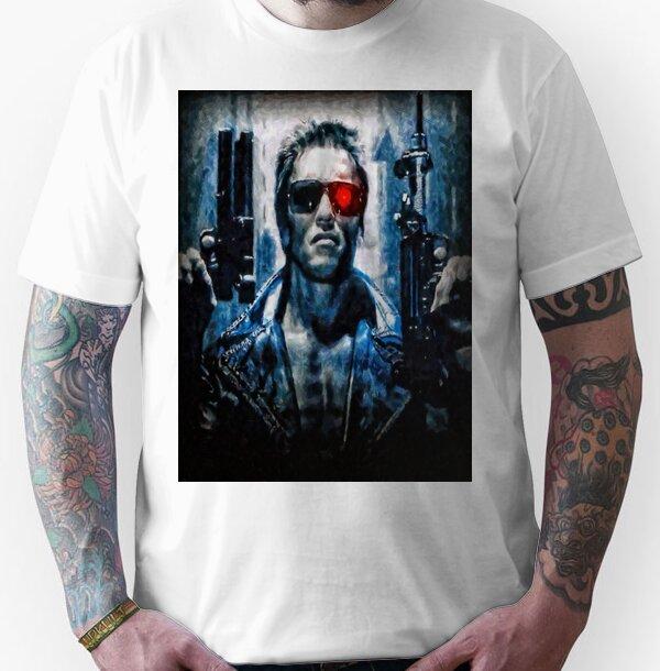 T-800 Terminator Unisex T-Shirt