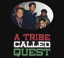 A Tribe Called Quest (4) by grungeandglam