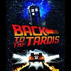 Back to the TARDIS by grungeandglam
