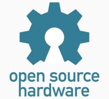 Open Source Hardware by csyz ★ $1.49 stickers