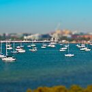 Modelling Geelong - Boats On A Bay by paulmcardle