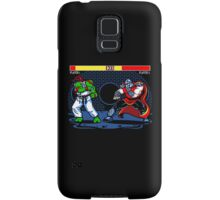 Sewer Fighter Samsung Galaxy Case/Skin