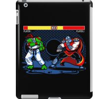 Sewer Fighter iPad Case/Skin