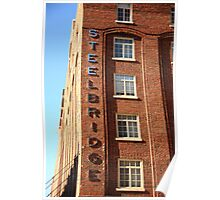 Denver - Steelbridge Building Poster