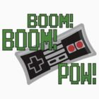 Boom Boom Pow by Glacharity