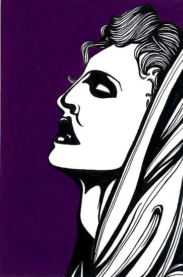 Madonna by scratchyboots