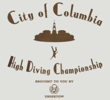 Columbia High Diving Championship by the8bitlife