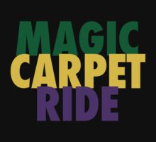 Magic Carpet Ride by Mark Omlor