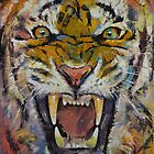 Tiger by Michael Creese