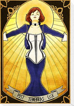 Bioshock Infinite: Post Tenebras Lux by legendaryarmor