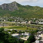 Champ De Mars Racecourse, Port Louis, Mauritius by Matthew Walters