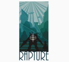 Rapture by asylumartz