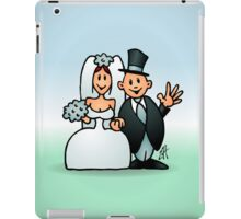 Wonderfull wedding iPad Case/Skin