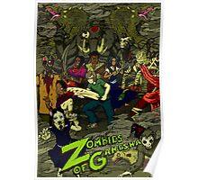 Zombies of Ganesha Poster