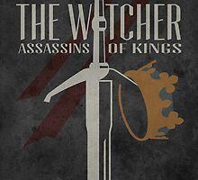 The Witcher 2: Assassins of Kings by dustybeaulieu