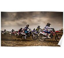 Riders of Kachtem! Poster