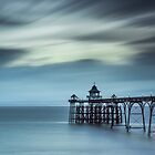 Clevedon Victorian Pier Long Exposure by Gary Clark