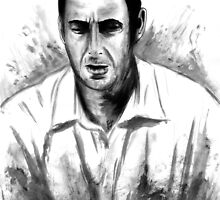 DARK COMEDIANS: Adam Sandler by Zombie Rust