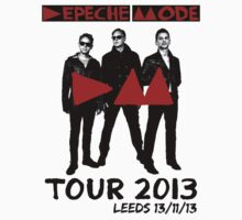 Depeche Mode : Delta Machine Tour 2013 - Leeds 13-11-13 by Luc Lambert