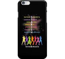 STARISH! (1) iPhone Case/Skin