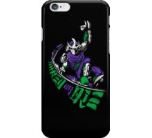 Shred or Die iPhone Case/Skin