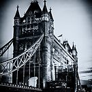 Tower Bridge, London by DONATAS JARAS
